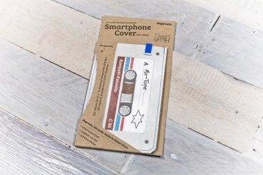 Paprcuts Smartphone Cover Mix Tape (regular) von Paprcuts