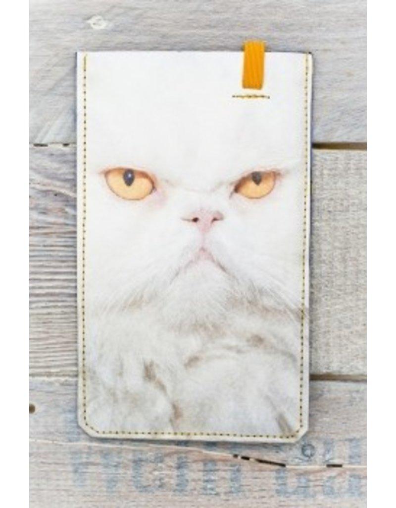Paprcuts Smartphone Cover Grumpy Cat (big) von Paprcuts