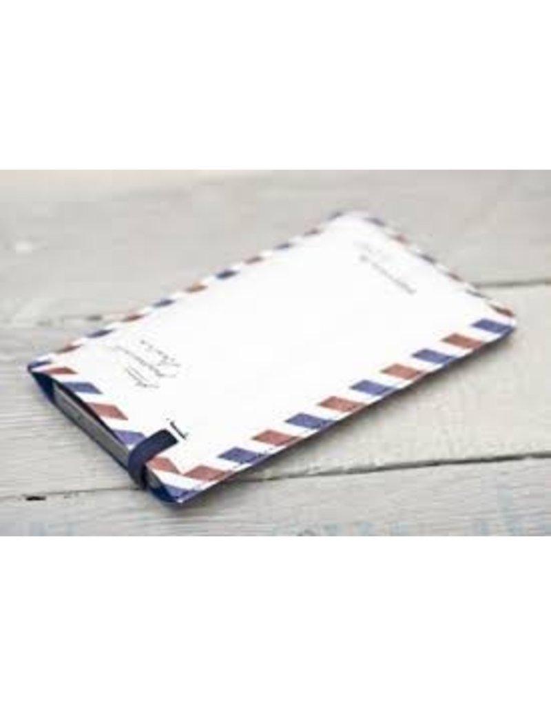 Paprcuts Smartphone Cover Airmail (big) von Paprcuts