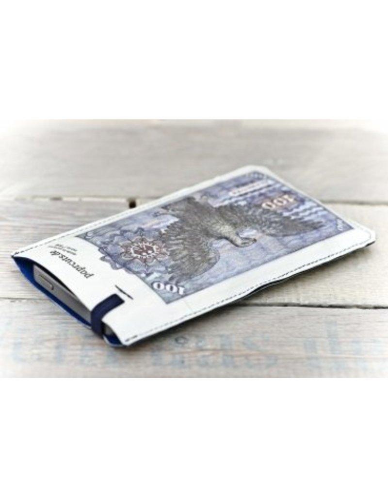 Paprcuts Smartphone Cover 100 Mark (big) von Paprcuts