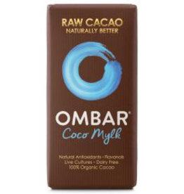OMBAR Roh-Schokolade Kokosmilch