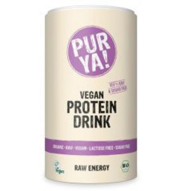 PurYa! ProteinDrink Raw Energy