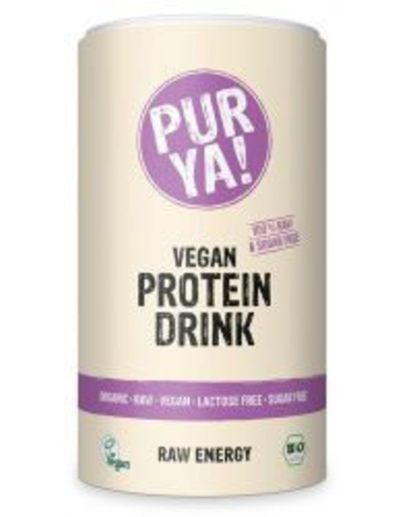 PurYa! Protein Drink RAW Energy