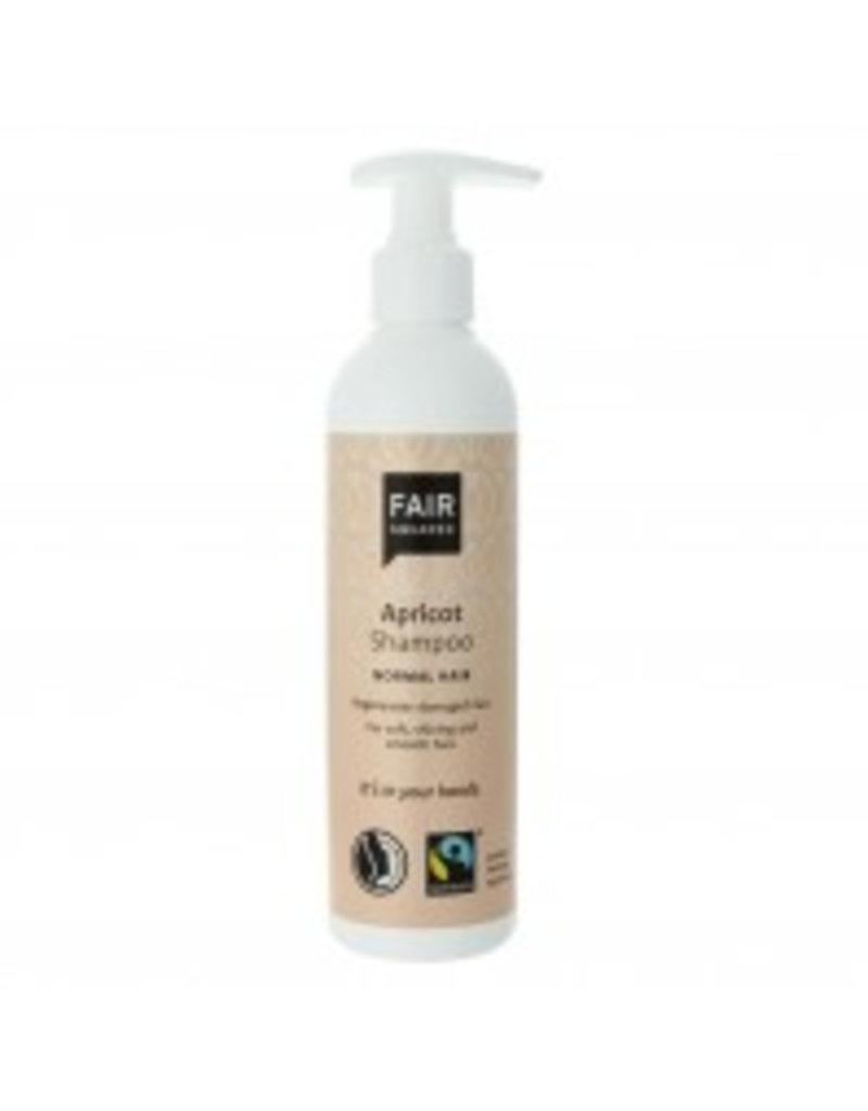 fair squared Apricot Shampoo für weiche, galte und strahlende Haare