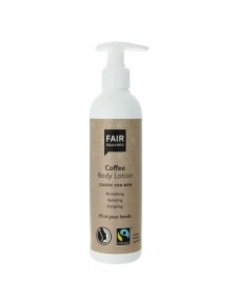 fair squared Classic Body Lotion Coffee