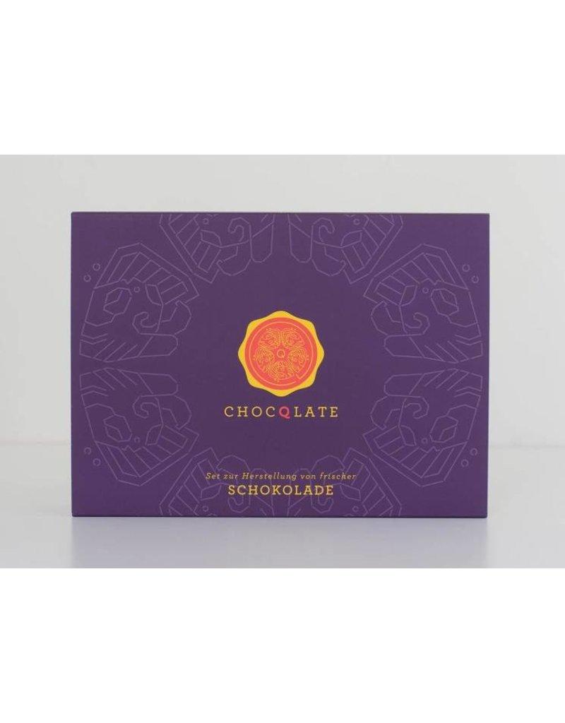 """Chocqlate """"Maya"""" Schokoladenset zum Selbermachen & Verschenken"""