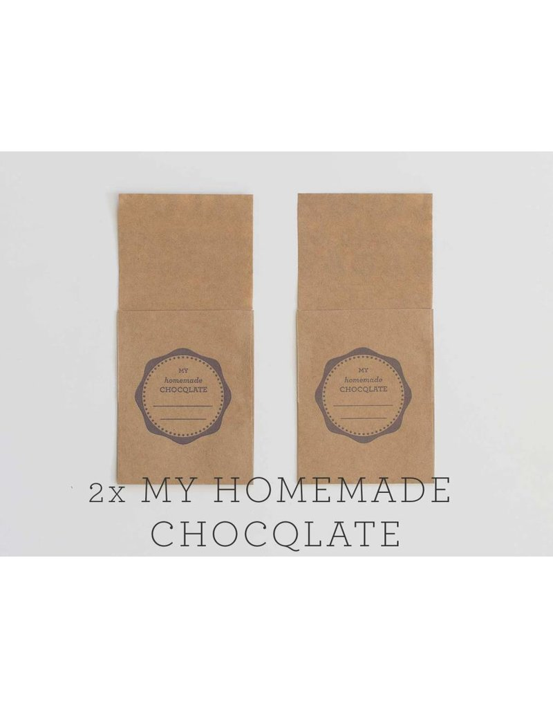 Chocqlate Schokoverpackungs-Gadgets