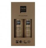 fair squared Beauty Box Coconut - vegan - Bio- fair trade & halal