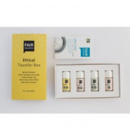 fair squared Ethical Traveller Box