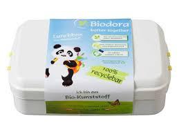 Biodora Lunchbox groß aus biologischem Kunststoff
