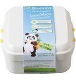 Biodora Lunchbox mittel aus biologischem Kunststoff