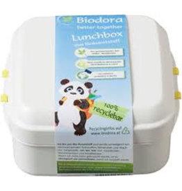 Biodora Lunchbox mittel - erdölfrei -