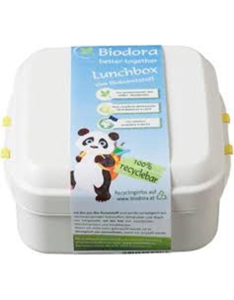 Biodora Lunchbox klein aus biologischem Kunststoff