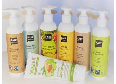 Shampoos, Duschgel & Badezusätze