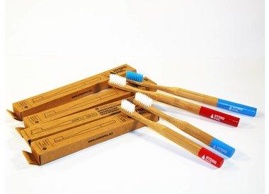 Zahnbürsten aus Bambus