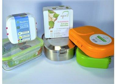 Aufbewahrungs- und Lunchboxen