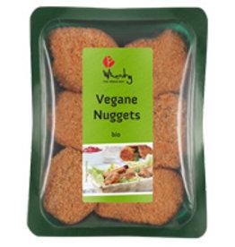 Wheaty vegane Nuggets