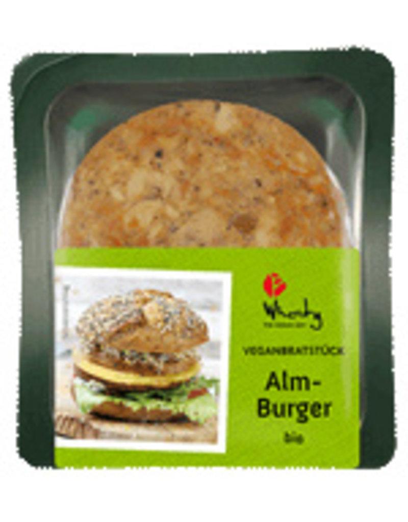 Wheaty Veganbratstück Alm-Burger