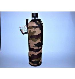 Biodora Glasflasche mit Neoprenbezug Design Outdoor