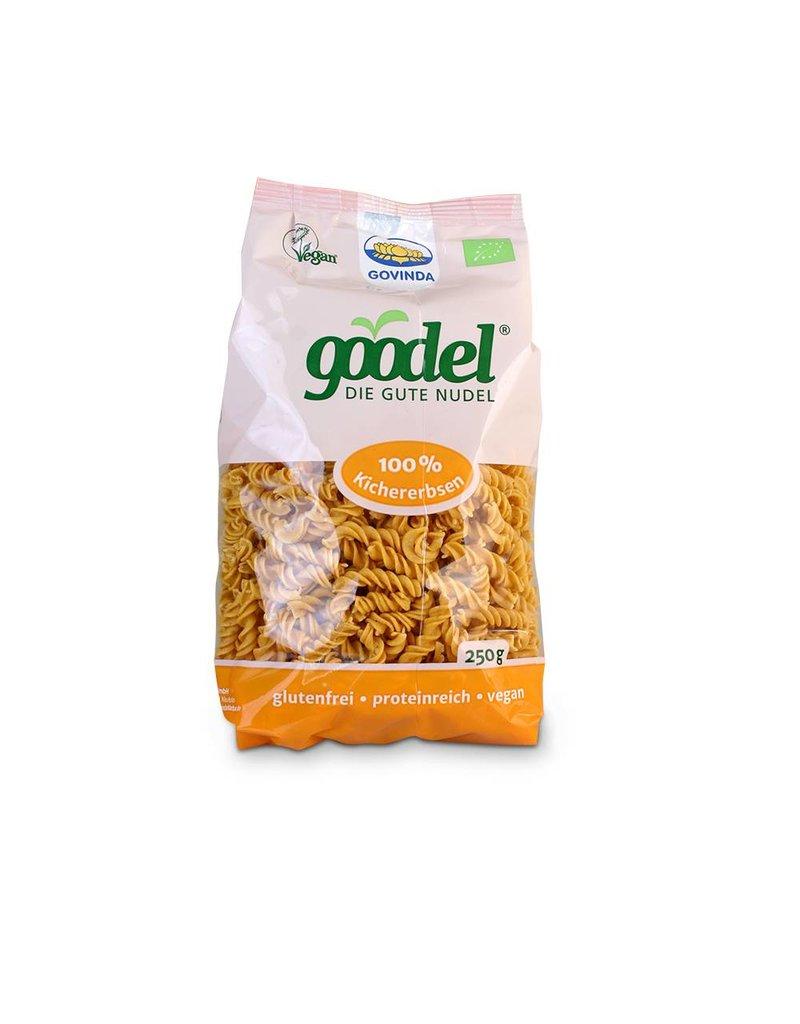 Govinda Goodel - Die gute Nudel Kichererbsen BIO glutenfrei