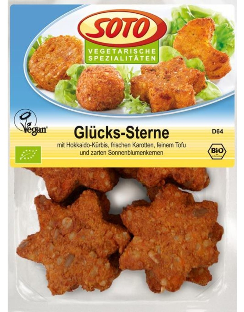 Soto Glücks-Sterne vegan