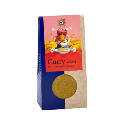 Sonnentor Curry scharf