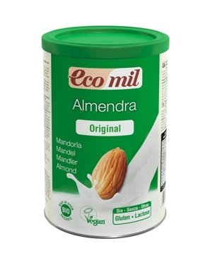 ecomil Mandeldrinkpulver Almendra Original