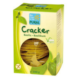 Pural Cracker Basilikum glutenfrei