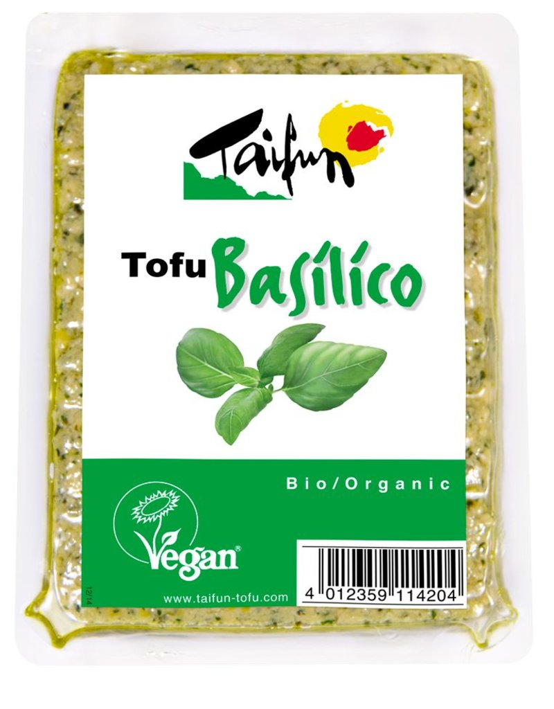 Taifun Tofu Basilikum