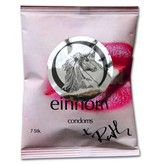 Einhorn Kondome in Chipstüte 7 Stück #forbiddenkiss