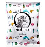 """Einhorn Kondome in Chipstüte 7 Stück """"Bilderrätsel"""""""