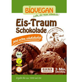 Biovegan Eis-Traum Schokolade