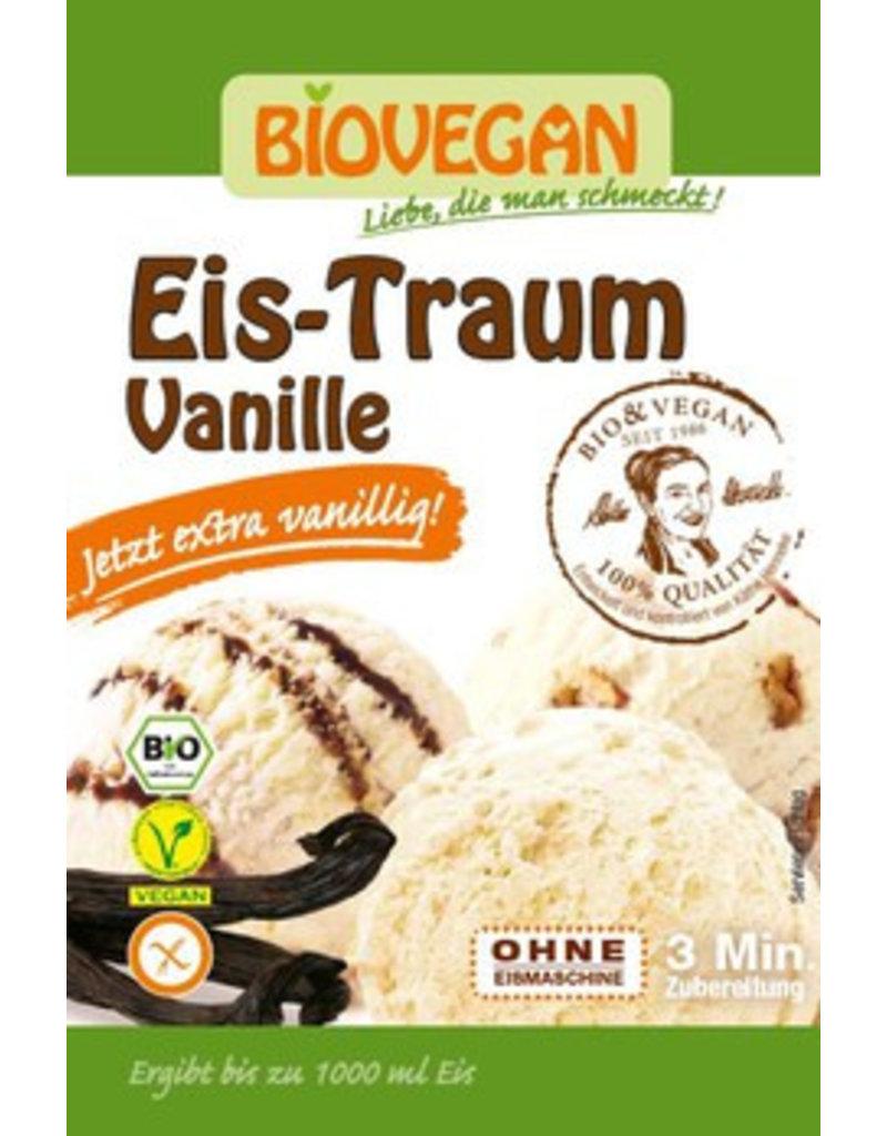 Biovegan Eis-Traum Vanille glutenfrei