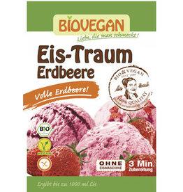 Biovegan Eis-Traum Erdbeere
