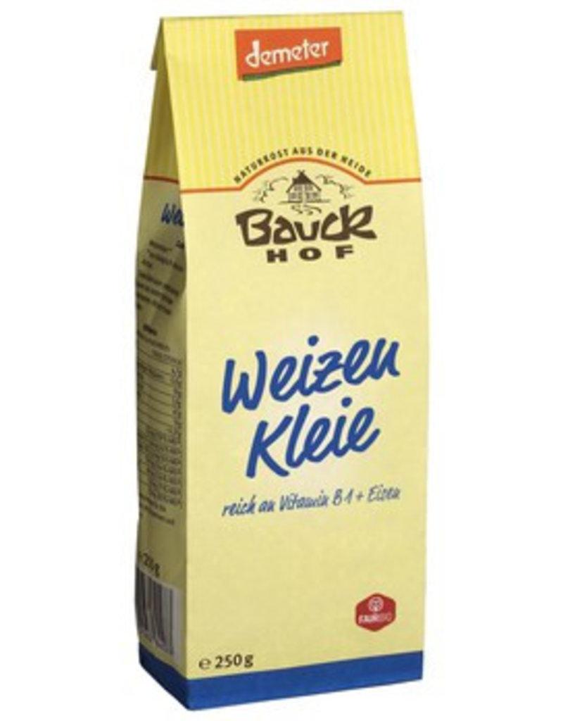 Bauckhof Weizenkleie - Demeter - reich an Vitamin B1 + Eisen