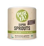 PurYa! Super Sprouts Buchweizen gekeimt