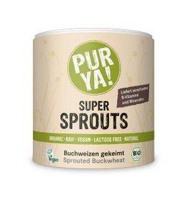 PurYa! Super Sprouts - Buchweizen gekeimt
