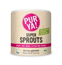 PurYa! Super Sprouts - Quinoa gekeimt