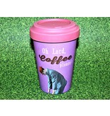 """BambooCup Bamboo-Cup """"Coffeee Please"""""""