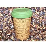 "BambooCup Bamboo-Cup ""Music Notes"""