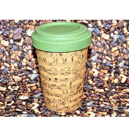 "BambooCup Bamboo-Cup ""Music Notes"""