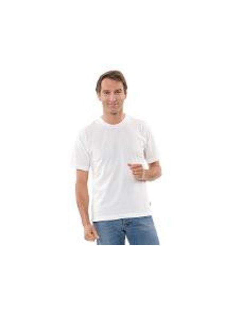 Memo T-Shirt weiß Gr. S vegane Biobaumwolle