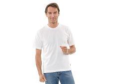 Memo T-Shirt weiß XXL vegan aus Biobaumwolle