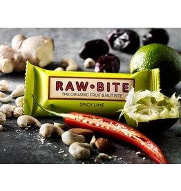 RAW  Bite Spicy Lime Nuss-Frucht-Riegel