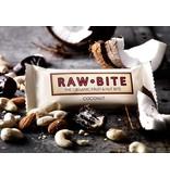 RAW  Bite Coconut Nuss-Frucht Riegel