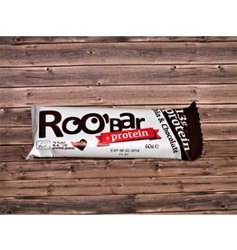 Roo´bar Proteinriegel Chia & Chocolate - Protein bar