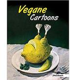 Holzbaum Vegane Cartoons