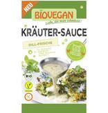 Biovegan Kräutersauce vegane & glutenfrei
