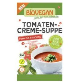 Biovegan Tomatencremesuppe