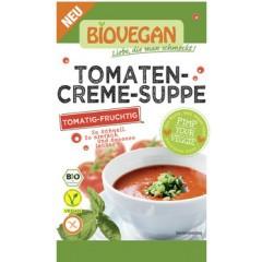 Biovegan Toamten-Creme-Suppe